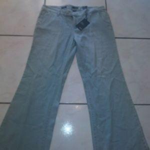 A.N.A. wide leg stretch Jeans sz 14
